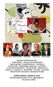 Composer's Voice Concert