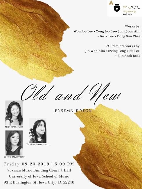 Ensemble Yeon Poster
