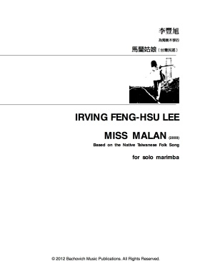 Miss Malan